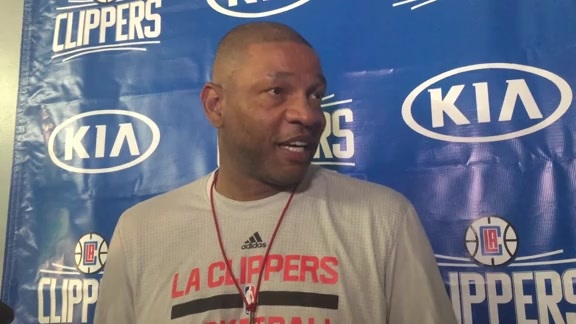 2016-17 Training Camp: Doc Rivers - 9/29/16
