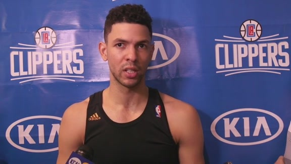 2016-17 Training Camp: Austin Rivers - 9/30/16