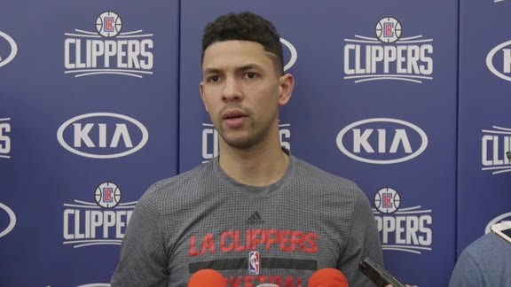Preseason Practice: Austin Rivers | 10/08/16
