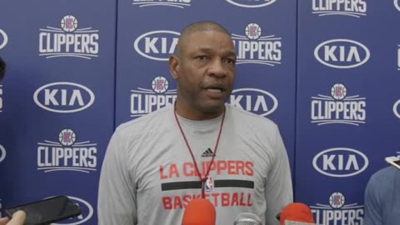 Preseason Practice: Doc Rivers | 10/08/16