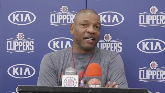 Preseason Practice: Doc Rivers | 10/09/16