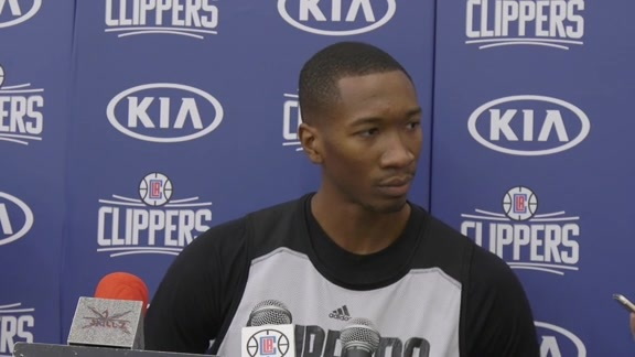 Preseason Practice: Wesley Johnson | 10/13/16