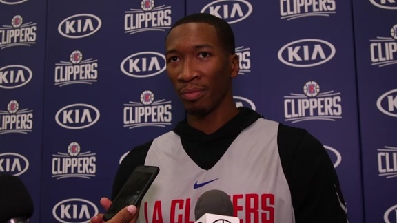 Practice Chat: Wesley Johnson | 10/19/17