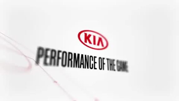 Kia Performance of the Game: Griffin with 22 points and 9 rebounds