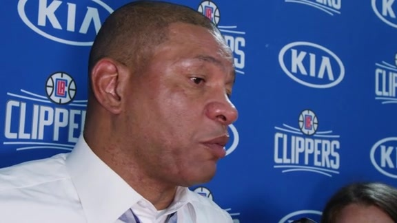 Postgame Sound: Doc Rivers | 11/20/17