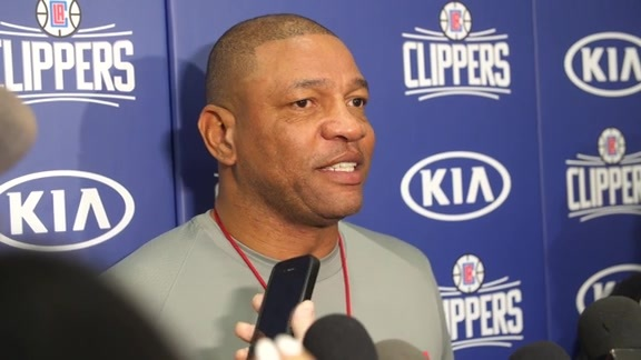 Practice Chat: Doc Rivers | 11/29/17