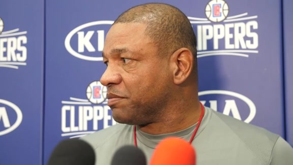 Practice Chat: Doc Rivers | 12/05/17