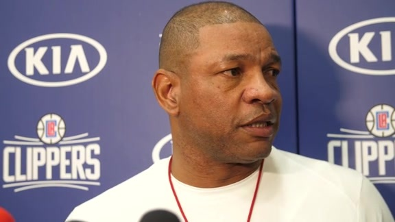 Practice Chat: Doc Rivers | 12/08/17