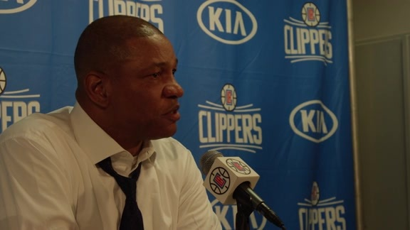 Post Game Sound - Doc Rivers 12/09/17