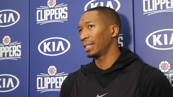 Practice Chat: Wesley Johnson | 12/11/17