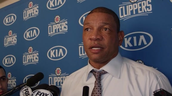 Postgame Sound: Doc Rivers | 12/16/17
