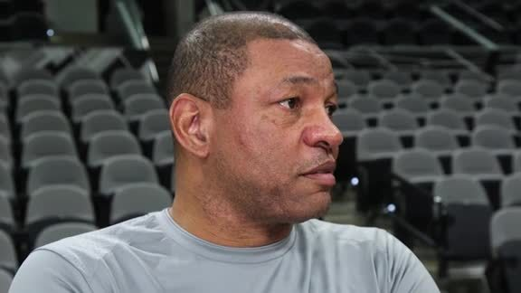 Practice Chat: Doc Rivers | 12/18/17