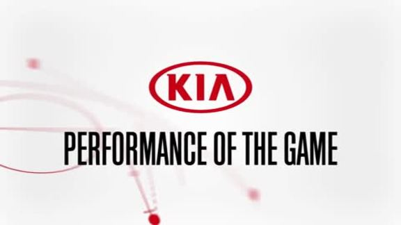 Kia Performance of the Game: Blake is Back!