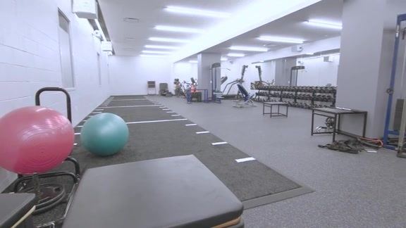 Sneak peek inside the Grizzlies' locker room upgrades