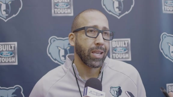 10.12.17 Coach Fizdale media availability