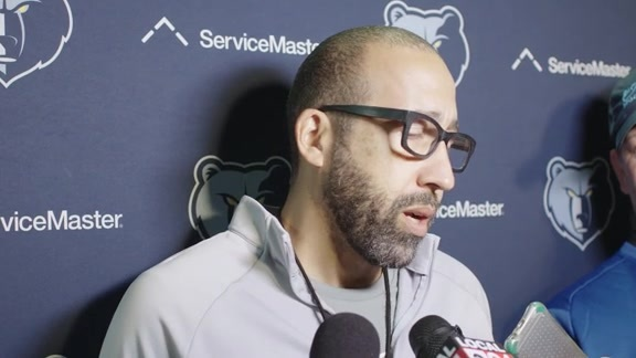 10.13.17 Coach Fizdale media availability