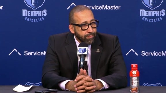 MEMvNOP: Postgame press conference