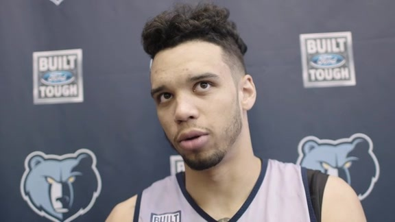 10.19.17 Dillon Brooks media availability