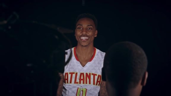 All-Access With Jeff Teague At Hawks Media Day