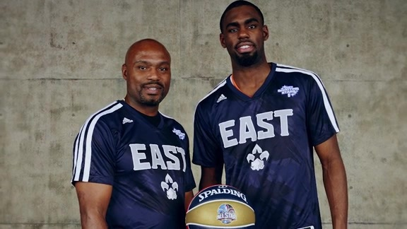 Meet The Newbie: Hardaway Jr. Talks Superstar Dad