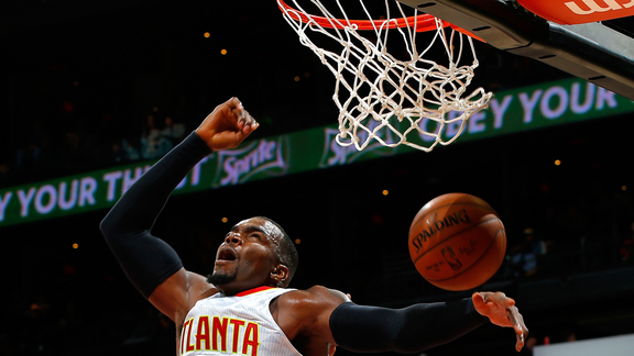 2015-16 Week 4 Top Plays - Millsap Rocks The Rim