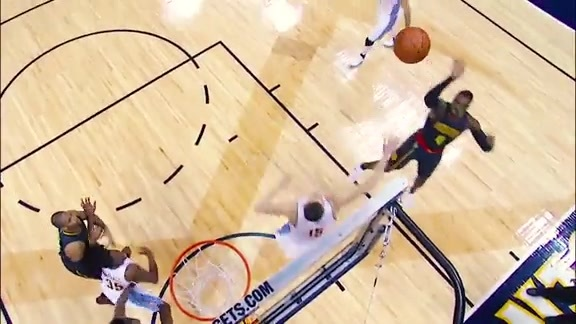 Hot Shot Of The Week: Millsap Returns To Lineup, Dominates