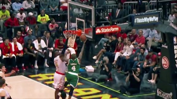 Top Plays From Game 2: Hawks' Explosive First Quarter