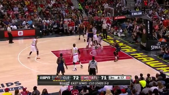 The Best Hawks Blocks In 32 Seconds