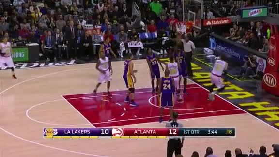 The 12 Best Plays From Mike Muscala This Season
