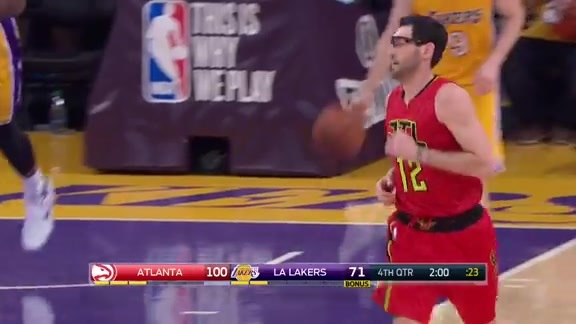 Kirk Hinrich's Best Plays As A Hawk This Season