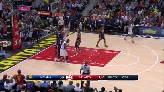 A Slick Reverse Jam, and 7 Other Great Plays From Thabo Sefolosha's Season