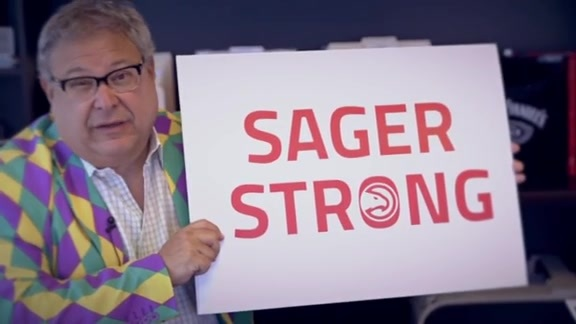 The Hawks Are Sager Strong