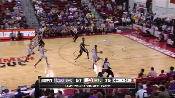 Was DeAndre' Bembry's Jam The Dunk of the Summer?