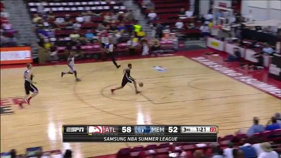4 Dunks From Hawks' Summer Finale Worth Watching Again