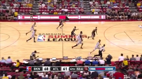 The 5 Plays You Absolutely Have To See From Hawks' Summer League