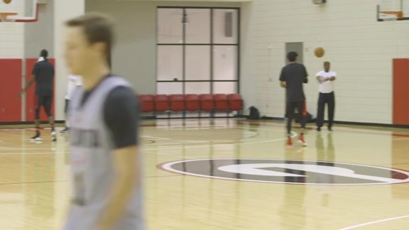 Hawks Feeling Good As Training Camp Wraps Up