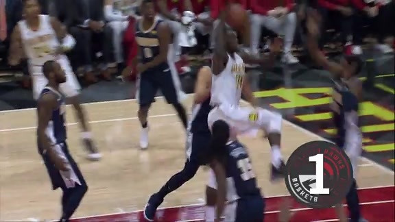 Plays of the Week: Dedmon's Throwdown Leads First Edition