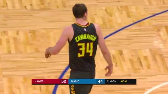 Tyler Cavanaugh Provides Spark vs. Magic