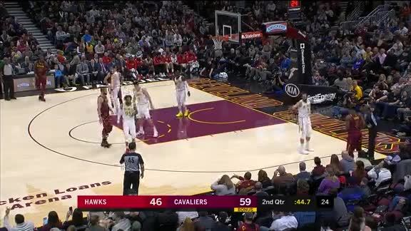Bembry Steal And Slam