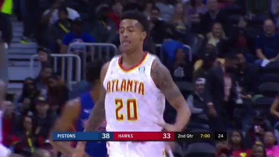 Collins Notches 15 Points In Return From Injury