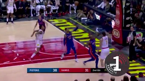 Plays of the Week: Collins On Top With The Slam
