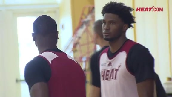 Project Post-Up: Wade and Winslow