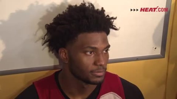 Practice: Justise Winslow (11/24/15)