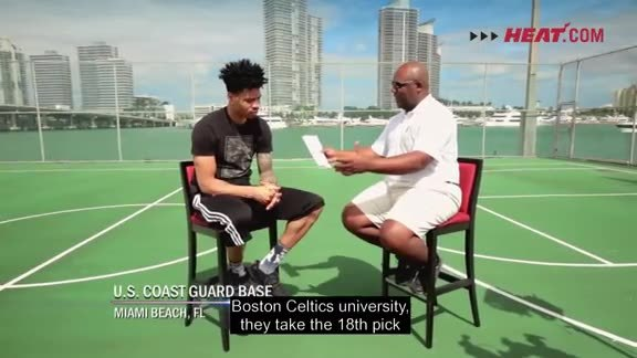 Inside the HEAT: Gerald Green (Part 2) - Captioned