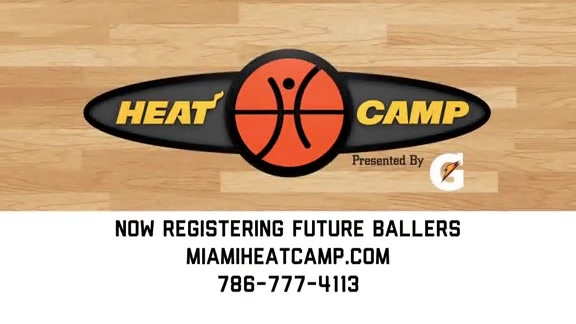 Miami HEAT Camp Registration