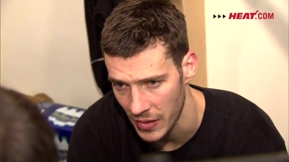 Postgame: Goran Dragic (5/5/16) Part 1