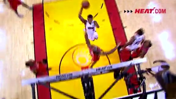 2015-16 HEAT Hottest Dunks