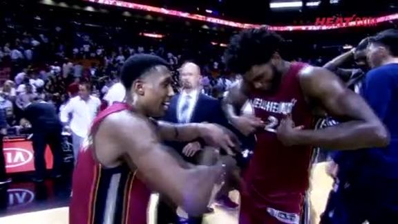 Justise Winslow & Josh Richardson Rookie Highlights