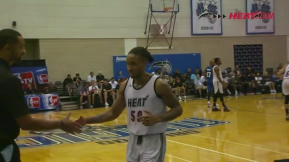 McGruder Summer League Feature