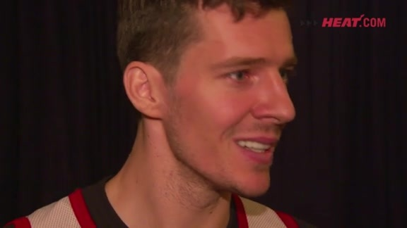 Bahamas Training Camp Day 5: Goran Dragić